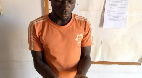Troops Apprehend Notorious Armed Robber
