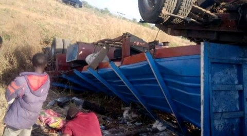 12 Died, 25 Injured Along Kaduna-Abuja Road
