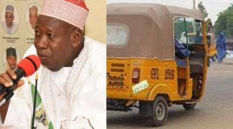 Kano bans opposite genders from entering same tricycle