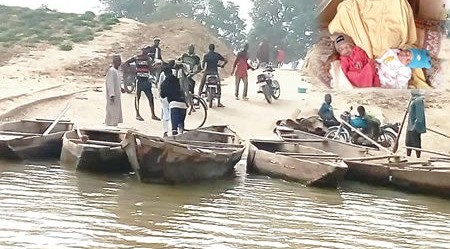 Kaduna Community Where Women Cross River for Child Birth