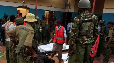 Gunmen kills 2 Kenyan university attack