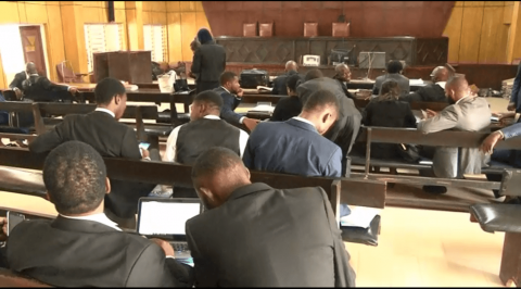 Kwara gov cert scandal: Tribunal adjourn sitting