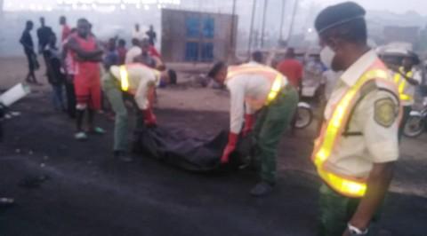 Auto Crash Claims Three Lives in Ibadan