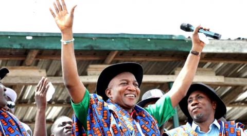Lyon wins Bayelsa governorship election