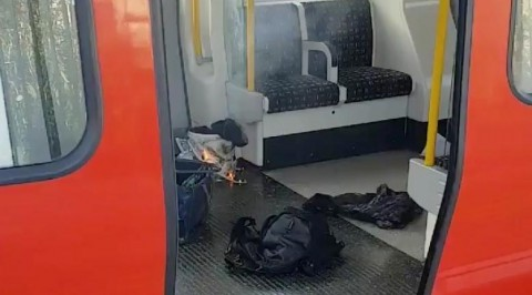 6 men arrested in connection with London train attack