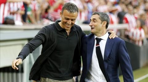 Barcelona: Valverde to replace Luis Enrique