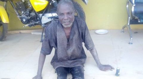 55-Year-Old Man Caught with Four Human Skulls, Hands in Ogun