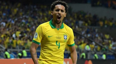 Marquinhos wary of Super Eagles, Senegal
