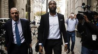 Meek Mill sentenced to 2-4 years in prison