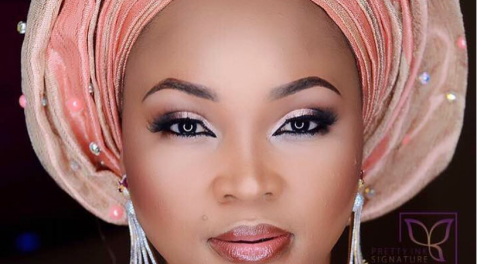 Mercy Aigbe looks stunning in new photos
