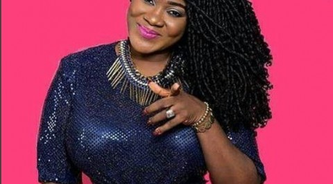 Hubby dishes love letter to Mercy Johnson