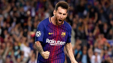 Suarez, Messi on target as Barcelona edge out Alaves