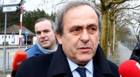 Former UEFA president Michel Platini arrested