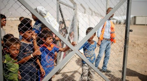 400,000 children still displaced from Mosul fighting