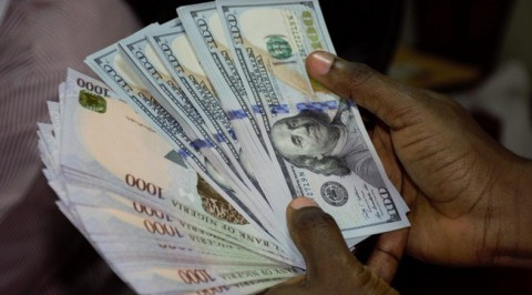 The Dollar Exchanged for N412 on Monday at the Bureau De Change Segment of the Market.