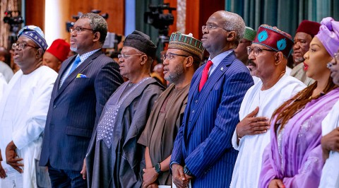 Portfolios: ministers react, pledges to deliver