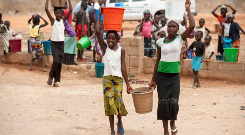 FG Provides Clean and Affordable Water to Adamawa Community