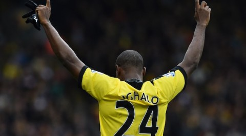WBA hold talks with Watford over Ighalo