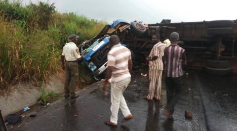 7 die on Lagos-Ibadan expressway accident