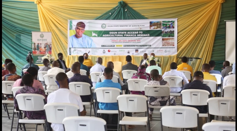 Ogun Links 100 with Investors for Agric Business Opportunities