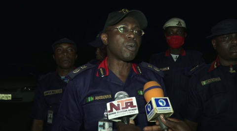 Ogun NSCDC Intercepts Petroleum Product Smuggled to Benin