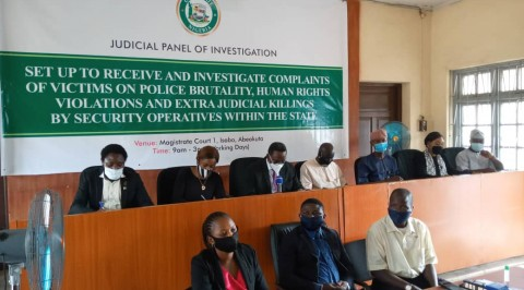 Judicial Panel of Investigation Begins Hearing in Ogun