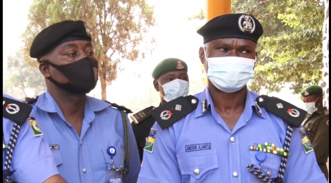 Ogun Police Arrests 2,736 Suspects in Six Months