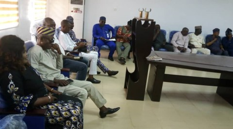 Ondo lawmakers relocate to makeshift chamber