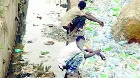 FG Attributes Diarrhea Death in Children to Poor Sanitation