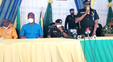 Oyo CP Vows to Deal Decisively with Hoodlums