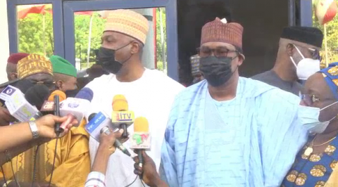 PDP Reconciliation Committee Meets Former PDP Governors
