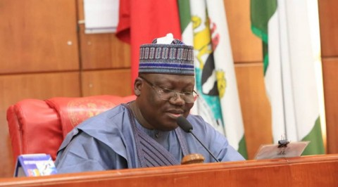 Insecurity: Senate President Meets Buhari