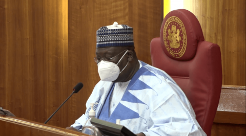 Senate Focused on Keeping Nigeria's Economy Afloat  – Lawan