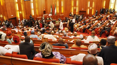 Senate Urges Buhari to Address Nation