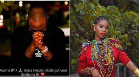 Murder allegation: Sophie Momodu stands by Davido
