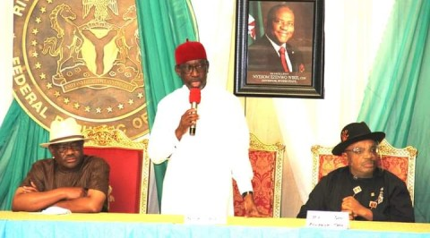 South-South Leaders Demand Public Apology from FG over Botched Meeting