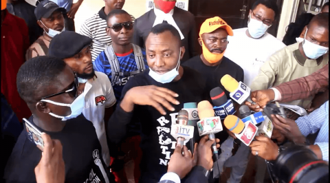 Sowore's Bail Hearing Delayed