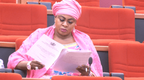 Alleged Fraud: Senator Oduah's Arraignment Stalled Again