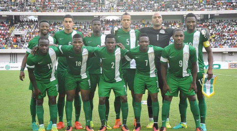 NFF pays Super Eagles full bonus