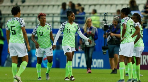 Super Falcons' chances of qualifying shrinks