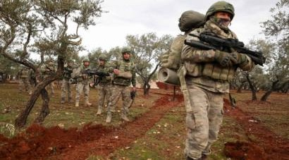 Government Shellfire Kills Turkish Soldiers in Idlib