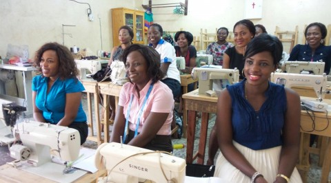 FG Trains Youths on Tailoring