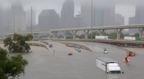 Harvey storm hits over 50 countries in Texas