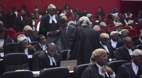 Tribunal reserves ruling on Atiku, PDP's motion