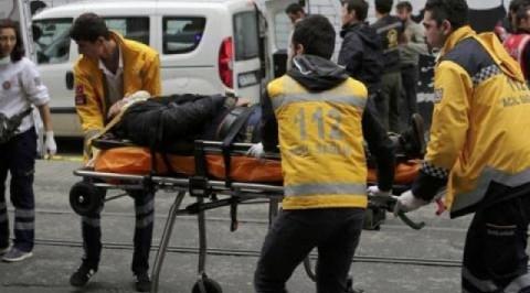 4 killed in turkish bomb blast