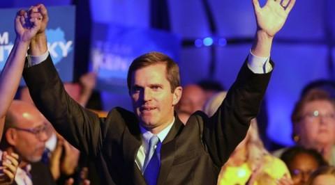 Democrats claim victory in key Virginia, Kentucky