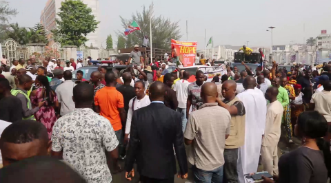 Imo APC Rally Support for Uzodinma.