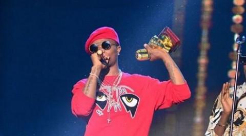 Wizkid bag 3 AFRIMA Awards, see full list