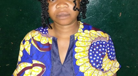 Police Arrest Female Human Trafficker in Ogun
