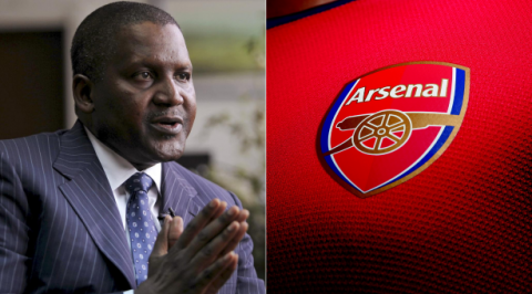 Wenger a 'Goner' if Dangote takes over Arsenal